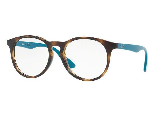 Montature da Vista RAY-BAN JUNIOR RB 1554-3728-46-16-130