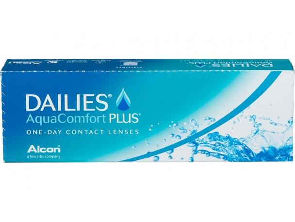 Dailies Acqua comfort Plus Lenti a Contatto giornaliere